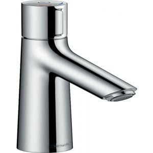 Aixeta lavabo,ca mitjà,HansGrohe,sense buidador,mesclador monocomandament,100,crom