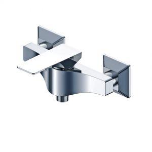 Monomando ducha, Oleiros, cromo