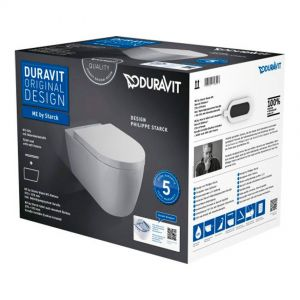 Wall hung toilets Set, Duravit.
