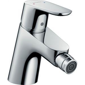 Aixeta lavabo,bidet,HansGrohe,amb buidador,canella fixa,metall,crom