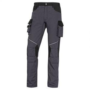 Pantalón de trabajo, talla L, color oscuro