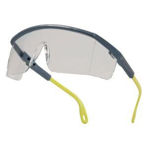 Gafas de seguridad y protección, ahumadas, color gris