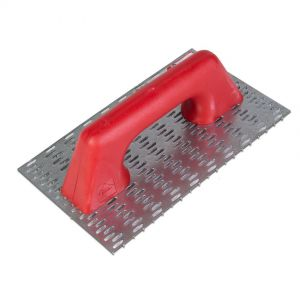 Render Scratcher, 250x144mm, plastic handle, ceramic application, Rubi.