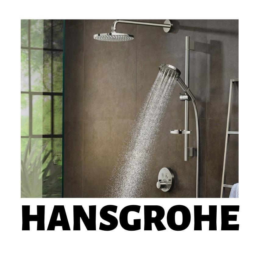 griferia para baños pequeños hansgrohe
