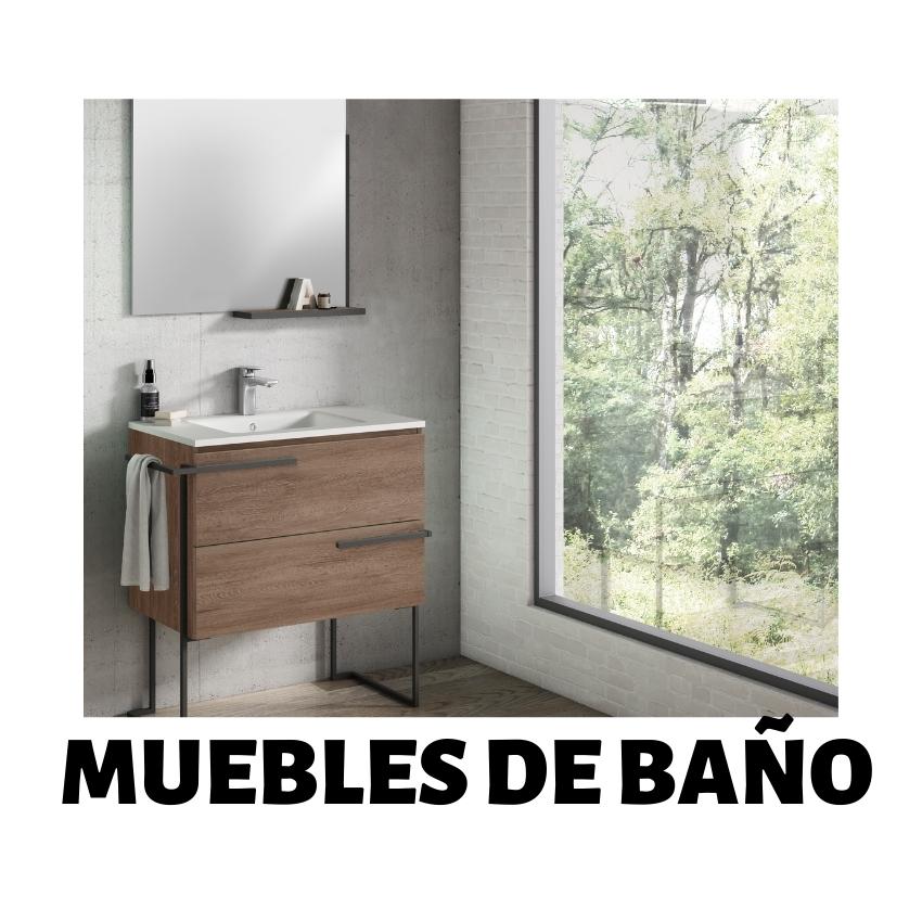 muebles de baño para baños pequenos